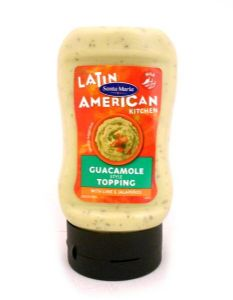 Guacamole Style Topping (with Lime & Jalapenos) | Buy Online at the Asian Cook Shop